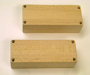 Beechwood Bassbucker covers